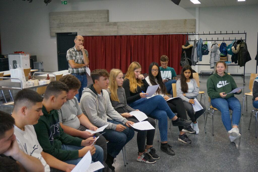 Diskussionsforum zum Thema Umwelt-/Klimaschutz